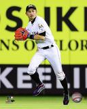 Ichiro Suzuki 2016 Action Photo