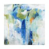 Blue Logic Prints by Jill Martin