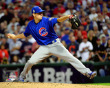 Kyle Hendricks Game 7 of the 2016 World Series Photo