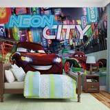 Disney Cars - Neon City Fototapeta