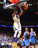 Oklahoma City Thunder v Golden State Warriors Photo by Andrew D Bernstein