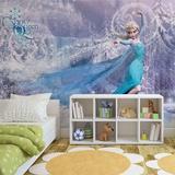 Disney Frozen - Elsa Snow Queen - Vlies Non-Woven Mural Vægplakat