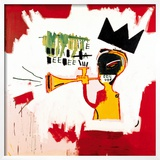 Trumpet, 1984 Prints by Jean-Michel Basquiat