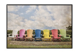 Adirondack Chairs Prints by Lillis Werder