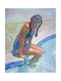 Cool Reflection Giclee Print by John Asaro