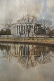 Jefferson Memorial Reflections Photo by Lillis Werder