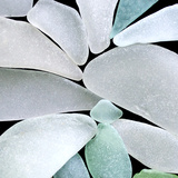 Sea Glass Space Photographic Print by Karen Ussery