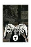 Ram Poster by  Urban Soule