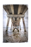 Below the Jeanette Pier Prints by Lillis Werder