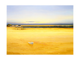 Evening at the Beach VI Giclee Print by Max Hayslette