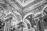 Library of Congress Ceiling Photo by Lillis Werder
