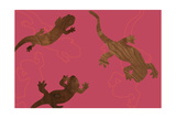 Tree Frog 2 Prints by  jefdesigns