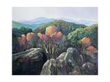 Lees Tree Premium Giclee Print by Max Hayslette