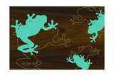 Tree Frog 1 Posters by  jefdesigns