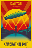 Led Zeppelin- Celebration Day Posters
