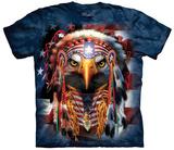 Orlando Baca- Native Patriot Eagle T-Shirts
