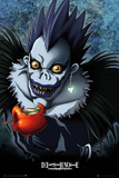 Death Note- Apple Poster