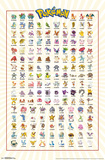 Pokemon- Kanto 151 Prints