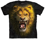 Mark Fredrickson- Asian Lion T-shirts