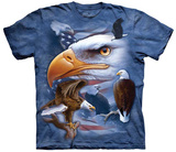 Jerry Gadamus- Freedom To Fly T-Shirts