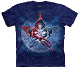 Anne Stokes- Pentagram Dragons Shirts