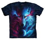 Youth: Astral Dreamtime Wolf T-shirts