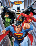 Justice League- Rise Plakáty