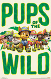 Paw Patrol- Pups of the Wild Posters