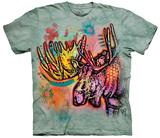 Dean Russo- Moose T-Shirt