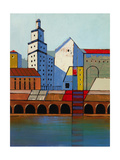 Inner Harbour 1 Giclee Print by Ben Gordon