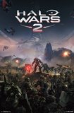 Halo Wars 2- Key Art Print