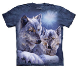 Youth: Verdayle Forget- Equinox Wolves T-shirts
