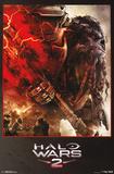 Halo Wars 2- Decimus Battle Glory Posters