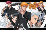 Bleach- Collage Landscape Posters