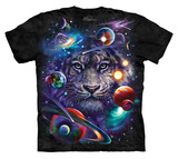 Youth: Tami Alba- White Tiger Cosmos Shirts