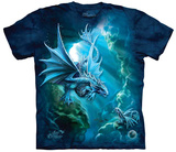 Anne Stokes- Sea Dragon T-Shirt