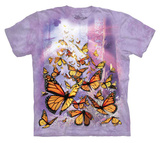 Youth: David Penfound- Monarch Butterflies Shirts
