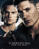 Supernatural- Join The Hunt Posters