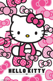 Hello Kitty- Bow Collection Poster