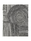 Clustered Dots B Premium Giclee Print by Natasha Marie