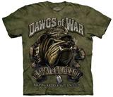 Ryan Lean- Dawgs Of War T-skjorter
