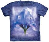 Carol Cavalaris- Iris In Moonlight T-skjorter