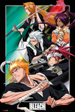 Bleach- Group Posters