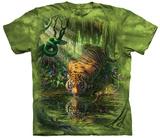 Mark Fredrickson-Enchanted Tiger T-Shirts