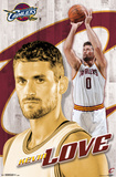 NBA: Cleveland Cavaliers- Kevin Love 16 Photo
