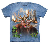 Youth: Howard Robinson- Moose Selfie T-Shirt