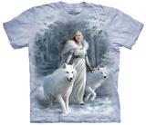 Anne Stokes- Winter Guardians T-skjorte