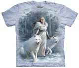 Anne Stokes- Winter Guardians T-paita
