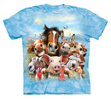 Youth: Howard Robinson- Farm Selfie Shirt