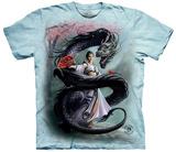Anne Stokes- Dragon Dancer T-shirts
